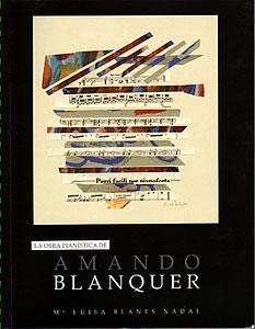 La obra pianística de Amando Blanquer