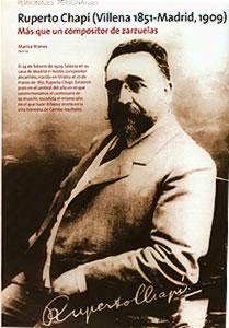 Ruperto Chapí - EL SALT. Instituto Alicantino de Cultura
