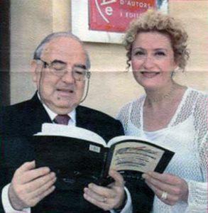 Amando Blanquer y Marisa Blanes. Homenaje 70º aniversario del compositor Amando Blanquer.